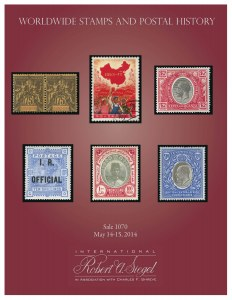 Sale Number 1070, Lot Number 2933, British America Valuable Balance of a Large Collection